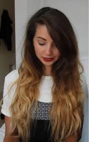 Image result for zoella's long hair