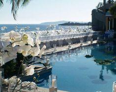 Location salle et lieu avec piscine vue mer pour événements Monaco Nice paca sud de la France Alpes Maritimes 06