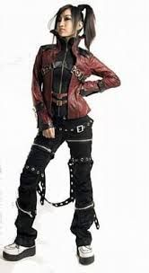 pictures of original goth clothing - Google Search