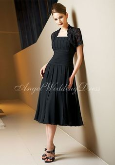 """rehearsal dinner: pleats; wide """"wrapped"""" waist""""; short lace shrug"""