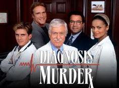Dick Van Dyke as Dr. Mark Sloan on Diagnosis Murder.