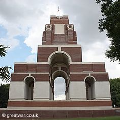 "The Thiepval Memorial to the Missing of the Somme battlefields bears the names of 72,194 officers and men of the United Kingdom and South African forces.    These men died in the Somme battle sector before 20th March 1918 and have no known grave. The date of 20th March was the day before the German Army launched a large-scale offensive, codenamed ""Operation Michael"", against the British Army Front in the sector of the Somme.    Over 90 percent of those commemorated on the Thiepval Memorial…"