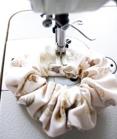 The DIY Bow Scrunchie | The Hemming