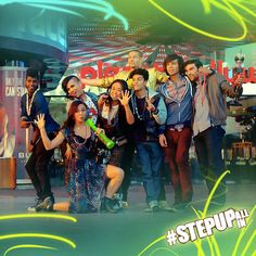 Step Up: All In - Out Now