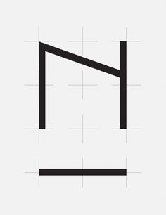 lines in grate | typography / graphic design: David Gobber @ typography served |