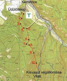 Strázsa-hegyen kialakított erdészettörténeti tanösvény Hungary, Trips, Map, Places, Viajes, Location Map, Traveling, Maps, Travel