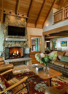 Lakeside Maine Cottage – TMS Architects