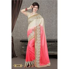 Handwork Designer Saree ( D.No.2058 )