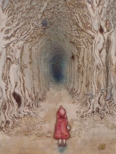 """""""Into the Woods"""" by Rosie Lauren Smith"""