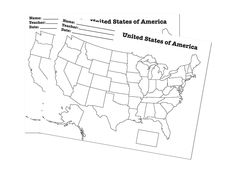 USA Time Zones  Time zones Worksheets and Fun learning