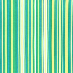 CX3137 play stripe caribbean multi green basics vertical stripes lines