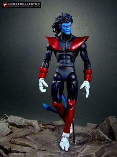 AoA Nightcrawler (Marvel Legends) Custom Action Figure