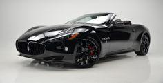 Maserati GranTurismo | 2012 Maserati GranTurismo Sport Convertible