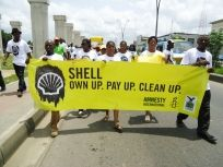 Départ de Shell du delta du Niger pollué ? | Amnesty International France