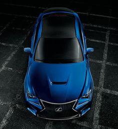The All New Lexus RC F | Lexus