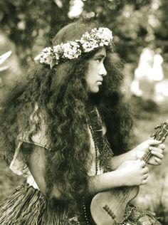 100 Years of Hawaiian Music - Find vintage southsea and hawaiian collectibles on www.rubylane.com