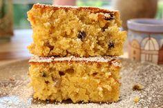 Φανουρόπιτα Greek Desserts, Cooking Cake, Cornbread, Muffins, Deserts, Sweets, Ethnic Recipes, Food, Lent