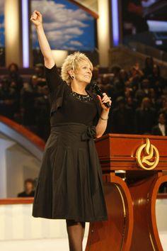 Women That Inspire October: Pastor Sheryl Brady