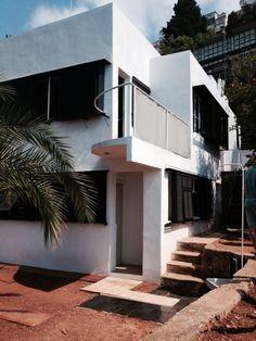 Eileen Gray's Villa E1027