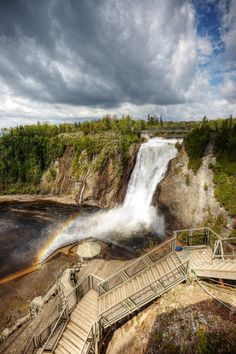 Montmorency Falls, Quebec, Quebec