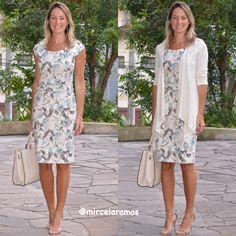 Look de trabalho - look do dia - look corporativo - moda no trabalho - work outfit - office outfit -  spring outfit - look executiva - look de verão  - summer outfit -  vestido estampado - cardigan assimétrico