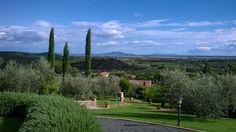 Panoramica Agriturismo il frantoio
