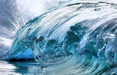 poderosas olas