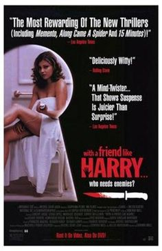 With a Friend Like Harry - Movie Poster - 11 x 17 Add this spectacular poster to your collection today!. This poster measures approx. 11 x 17.. Brand new and expertly rolled and shipped.. This poster is from With a Friend Like Harry (2000).  #Punt_Dog_Posters #Home