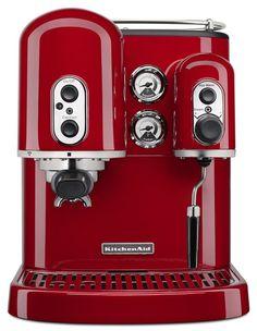 Best espresso machine under 500 - KitchenAid KES2102ER Pro Line Series Espresso…