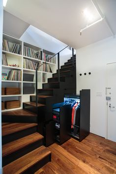 A New York Apartment Filled With Space-Saving Surprises
