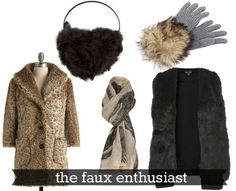 warm fur...one great thing about winter