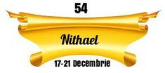 Heraldry of Life: 54.NITHAEL-DEUS REX COELESTIS