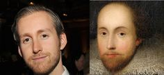 THIS IS ADAM SHULMAN AS HIS FORMER SELF WILLIAM SHAKESPEARE | Anne Hathaway And Her Husband Are Time Travelers