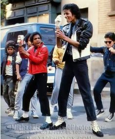 Cartas para Michael: Pepsi (The Street)