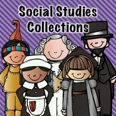 Social Studies Collections - Link up your posts/products for Native Americans, 13 Colonies, Presidents, Explorers, Geography, Reconstruction, Revolutionary War, and Constitution. More collections can be added by request.