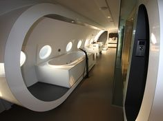 Cold War Era Aircraft Converted into Luxury Hotel
