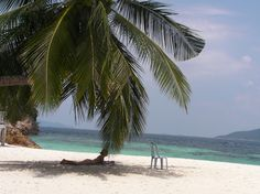 Rawa Island, Malaysia. Just relax...