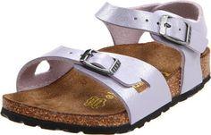 Birkenstock Rio Birko-Flor Ankle-Strap Sandal (Infant/Toddler/Little Kid) Birkenstock. $29.97. Molds to your feet. Adjustable. Cork sole. synthetic. Arch support