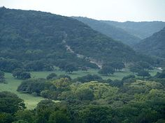 Texas Hill Country, Bandera, Texas.  Can't wait to take another bike ride down these roads.