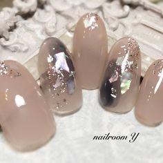 Nail Room, Marble Nails, Nails Inspiration, My Nails, Salons, Finger, Nail Designs, Pearl Earrings, Make Up