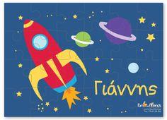 Παζλ με Διαστημόπλοιο Personalized Puzzles, Movies, Movie Posters, Art, Art Background, Films, Film Poster, Kunst, Cinema