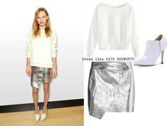 Dress like x http://nthgtowear.tumblr.com/ Kate Bosworth