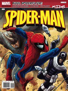 Spiderman #8, 2008