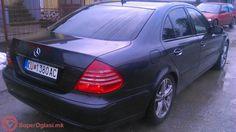 Mercedes E 200 CDI 2004