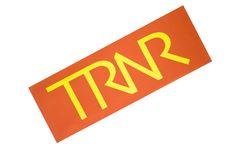 Orange & Neon Yellow headband/pannebånd/panneband/pannband