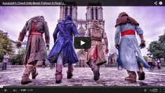 Watch These Assassins Parkour in Real Life! - http://www.mustwatchnow.com/watch-assassins-parkour-real-life/