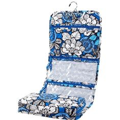 NWT Vera Bradley Cosmetic Hanging Organizer Travel Brand new with original retail tags! Hanging organizer in Blue Bayou pattern. Full details listed above. LKing for more Vera Bradley items, visit my closet! PRICE IS FIRM Vera Bradley Bags