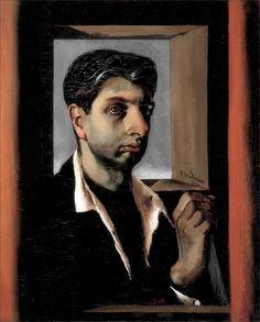 Giorgio de Chirico · Autoritratto · 1911 · Collezione privata