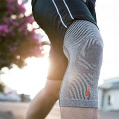 Incrediwear Knee Sleeve: embedded with active elements to increase circulation, decrease inflammation, & accelerate recovery