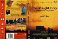 Una historia verdadera: Carátula dvd
